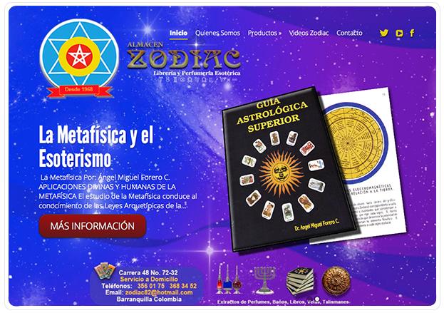 Almacen Zodiac