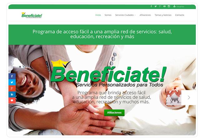 Programa Benefíciate