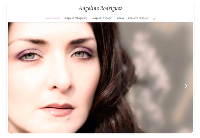 Angeline Rodriguez Actriz