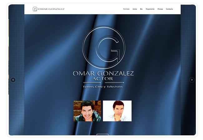Omar Gonzalez Actor