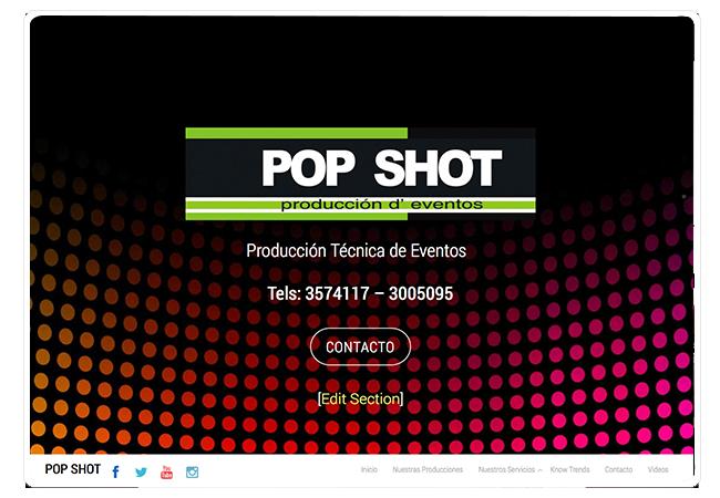 Pop Shot Producciones